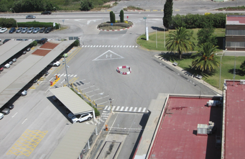 Acceso site Tarragona