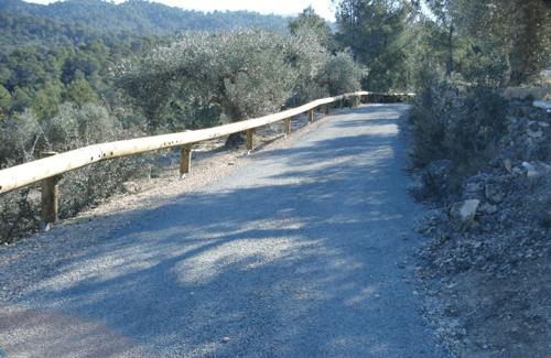 Caminos rurales Tarragona