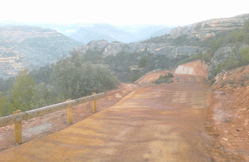 Camino de Espadelles