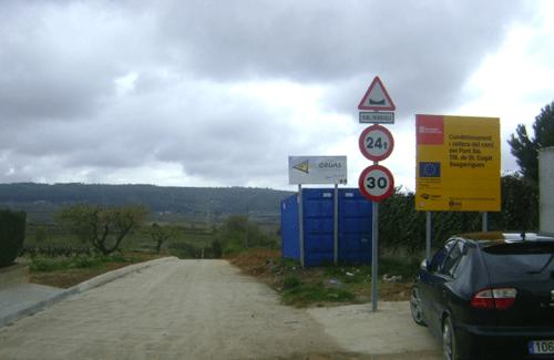 Camino del Pont Xic