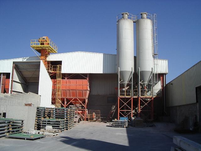 fabrica industrial obra